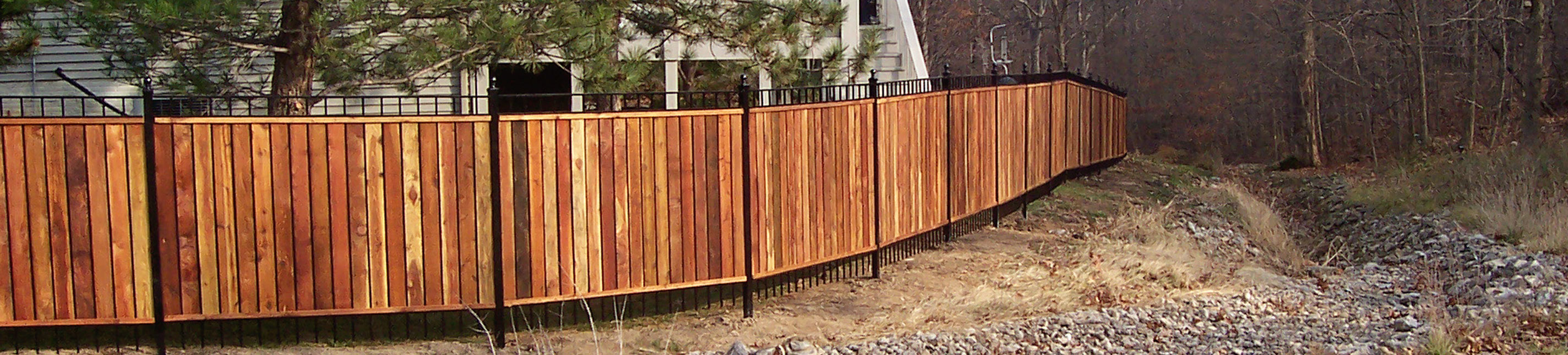 CS Wood Fencing
